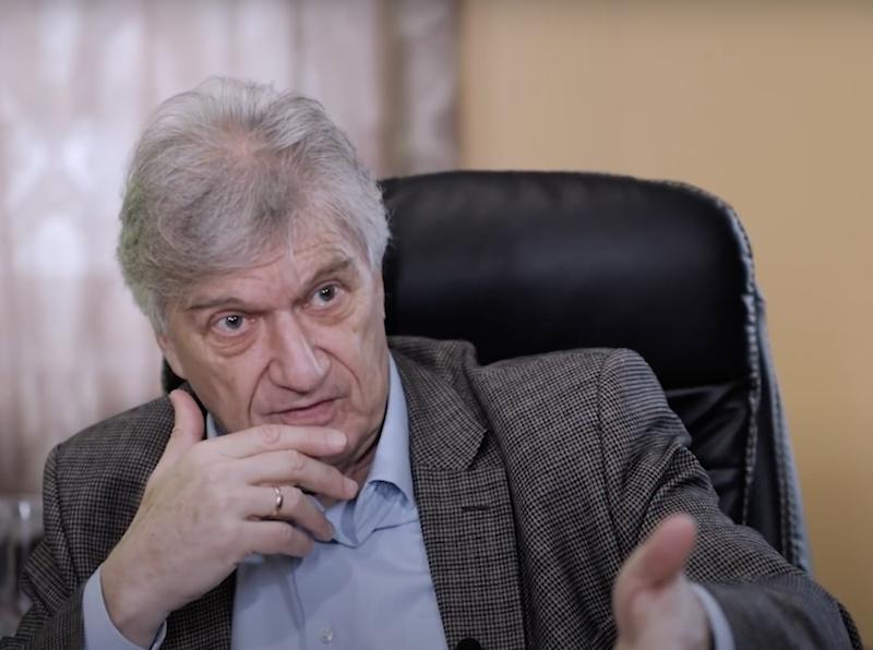 Никита Шангин: «Я Поражаюсь мудрости армянского народа»